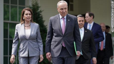 Schumer and Pelosi blast Republicans for threatening to not raise debt ceiling