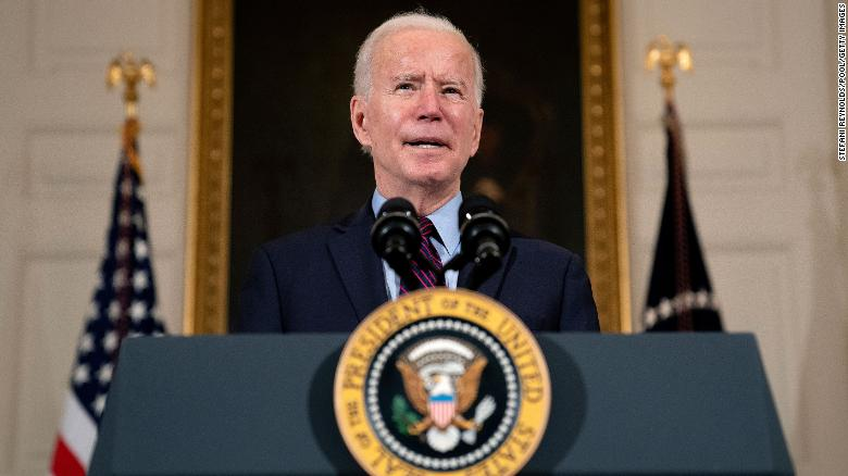 Biden team says it sees first signs of improvement in fight against pandemic but it's a 'daunting challenge'