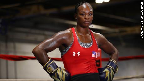 """I'm still boxing; I'm still world champion,"" Shields assured her fans."