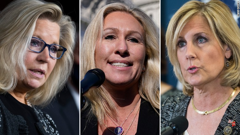 A trio of House GOP women could alter the outcome of the 2022 verkiesing