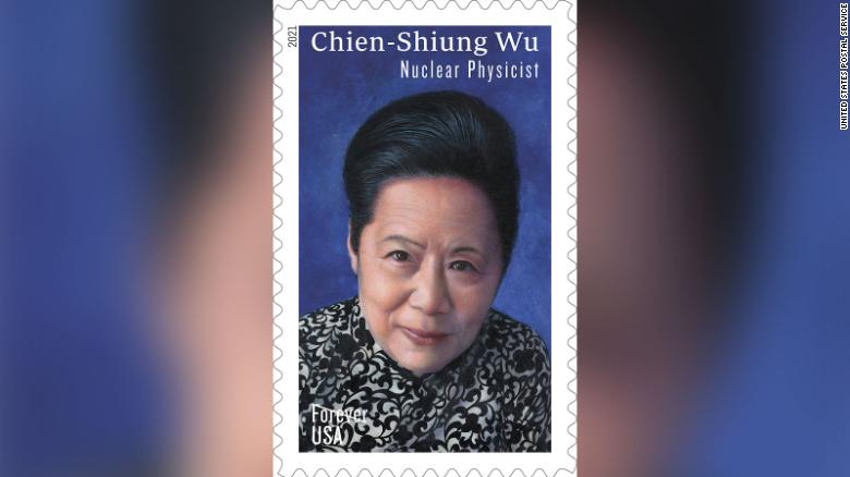 She never won a Nobel prize. But today this pioneering physicist is getting her face on a stamp