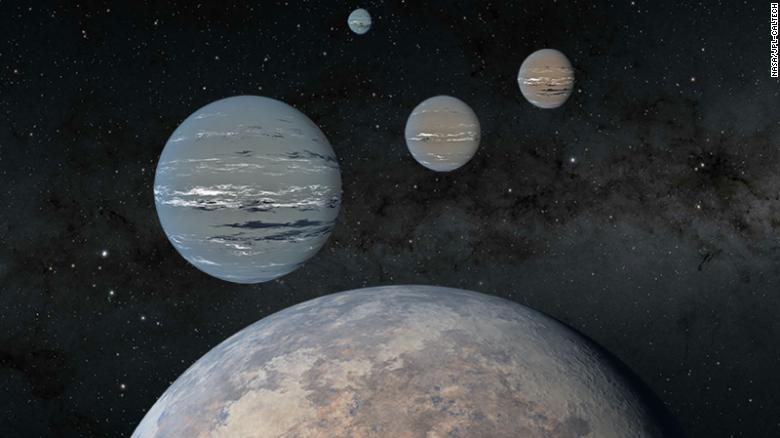 Hoe 2 teenagers discovered 4 scientifically valuable exoplanets