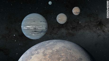 How 2 teenagers discovered 4 scientifically valuable exoplanets