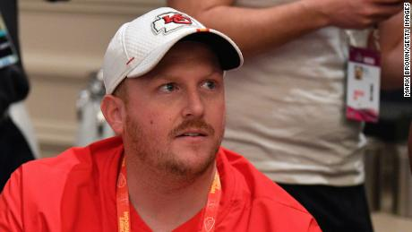 The 5-year-old injured in a car crash involving former Kansas City Chiefs assistant coach Britt Reid is awake