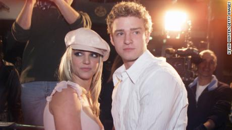 Britney fans angry at Justin Timberlake have a point