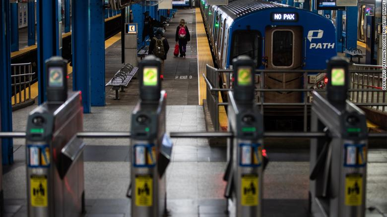 Study shows New York subways have a pollution problem