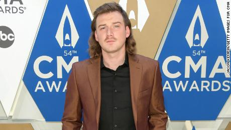 Morgan Wallen says he is working on himself following a racial slur controversy