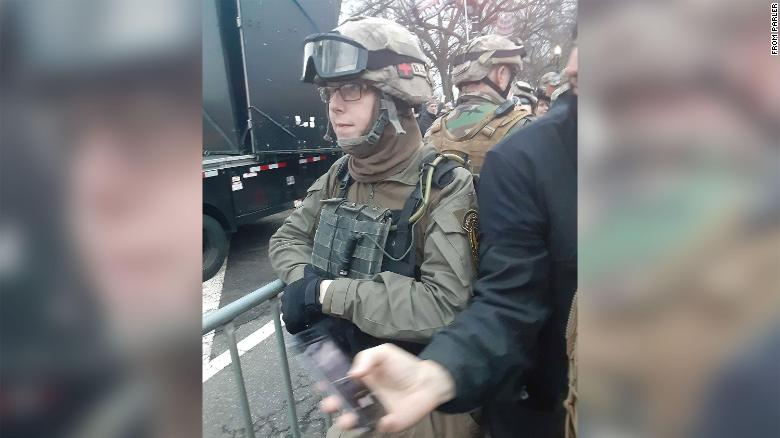 9 pro-Trump militia members charged for conspiring to storm Capitol