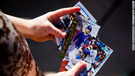 'There's never been a time like this': Wall Street is piling into trading cards as prices soar