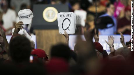 'They're unrecognizable': One woman reflects on losing her parents to QAnon