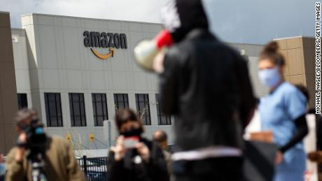 Amazon wages legal battle with New York attorney general over pandemic safety response