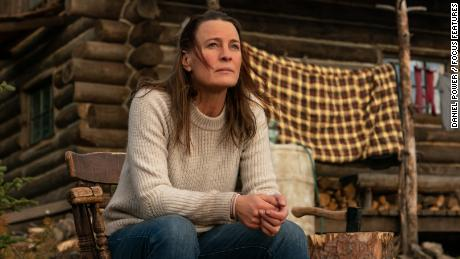 Robin Wright stars in and directed 'Land,' which opened this month (Daniel Power / Focus Features).