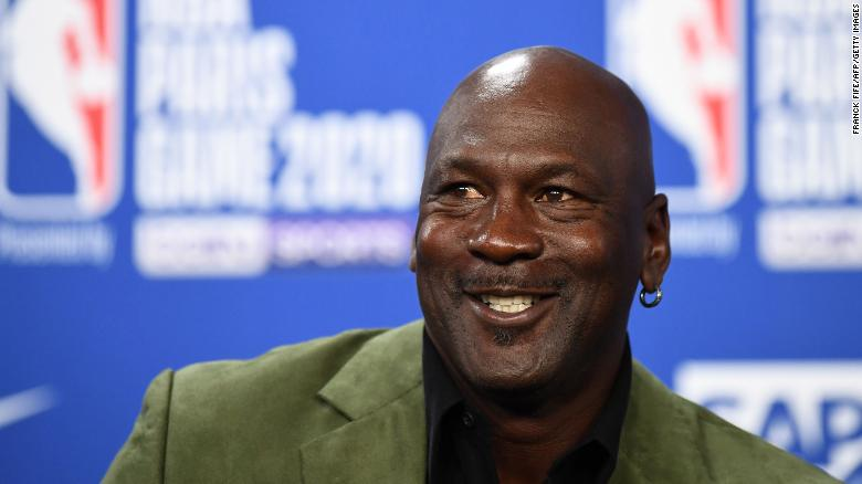 Michael Jordan donates $  10 million to open new medical clinics in his North Carolina hometown