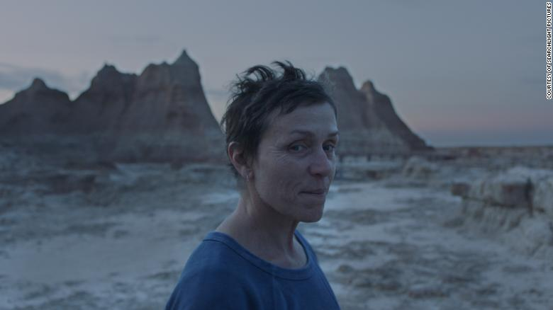 'Nomadland' drops Frances McDormand into a rootless life on the open road
