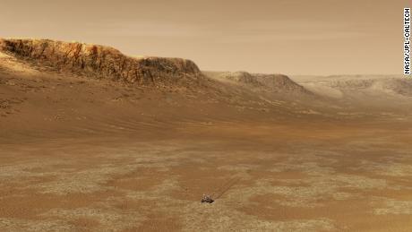 Explore Jezero Crater, the future home of NASA's Perseverance rover