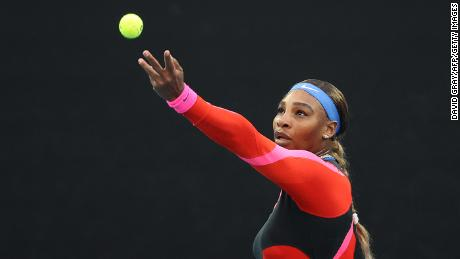 Serena Williams hopes to equal Margaret court's all-time grand slam record.