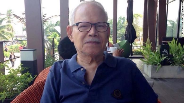 Family of Thai immigrant, 84, says fatal attack 'was driven by hate'