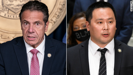 Cuomo said 'he can destroy me': NY assemblyman alleges governor threatened him over nursing homes scandal