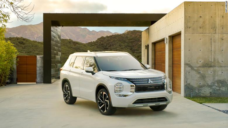 Mitsubishi tries to reinvent itself with SUV debut on Amazon