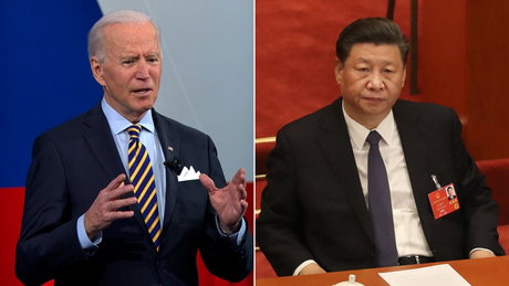 Biden reveals conversation with Chinese president on human rights