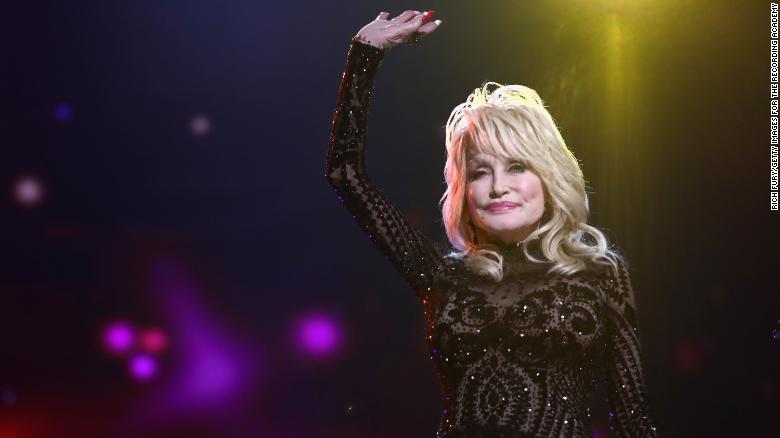 Dolly Parton says 'thanks, but no thanks' to a statue of her at the Tennessee capitol