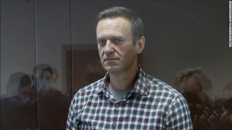 Alexey Navalny remains in jail after Moscow appeals court confirms prison sentence
