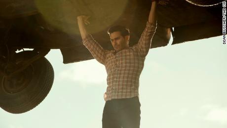 Tyler Hoechlin in 'Superman & Lois' (Dean Buscher/The CW).