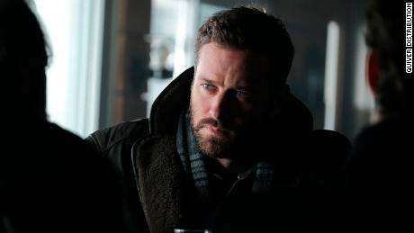 Armie Hammer in 'Crisis' (Philippe Bosse).