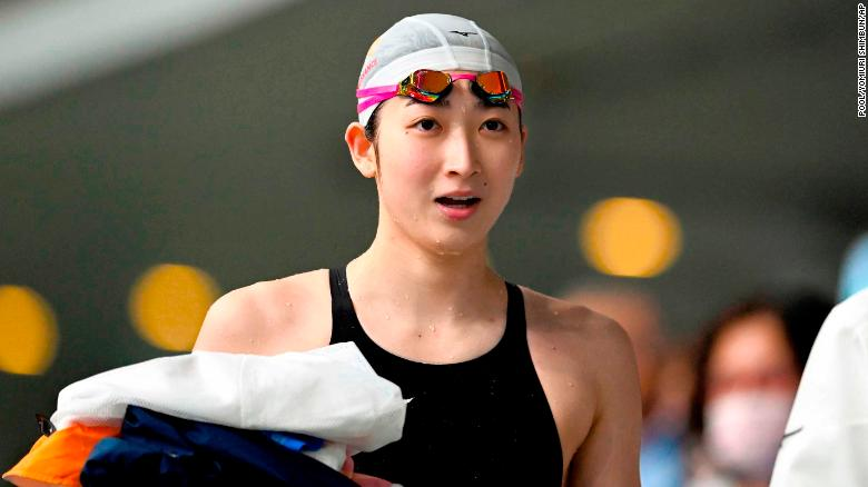 Swimming: Ikee books Olympic qualifiers spot after leukaemia treatment