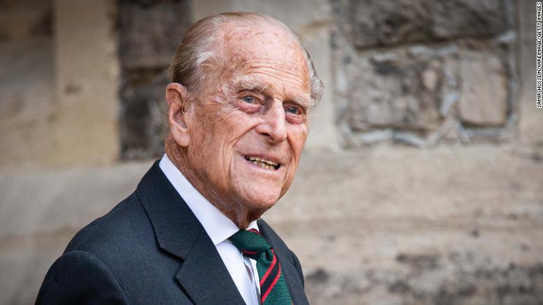 Prince Philip begins third week at King Edward VII Hospital