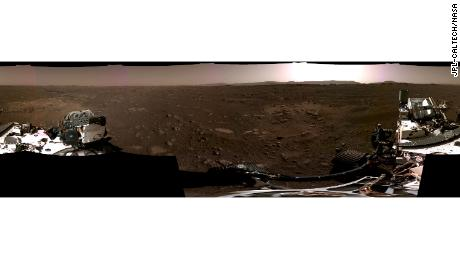 NASA shares first video, new images from Mars Perseverance rover