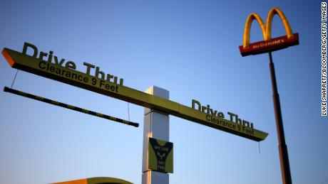 Drive-thrus are a large generator of fast-food sales during the pandemic, and many chains, like McDonald's are trying to speed up the process by deploying new tech.