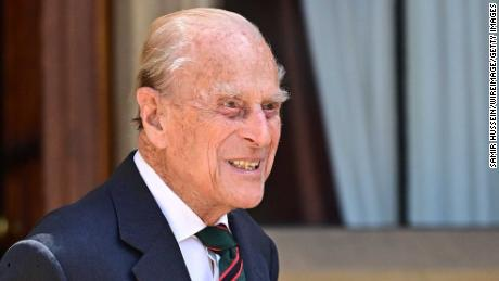 Prince Philip, pictured in July 2020, will remain in the hospital for several more days, according to a statement from Buckingham Palace.