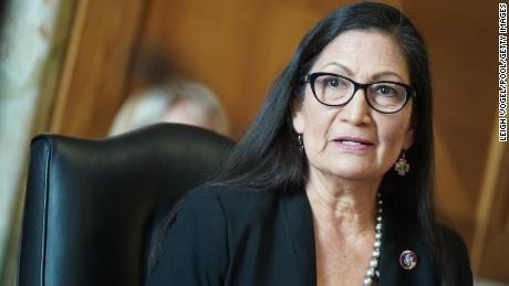 Senate confirms Deb Haaland as Biden's Interior secretary in historic vote