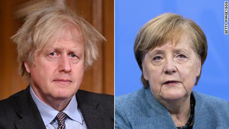 بورس جانسن کی ویکسین کی حکمت عملی کو ایک اور فروغ ملا ہے ، جبکہ یورپ کو تازہ پریشانیوں کا سامنا ہے