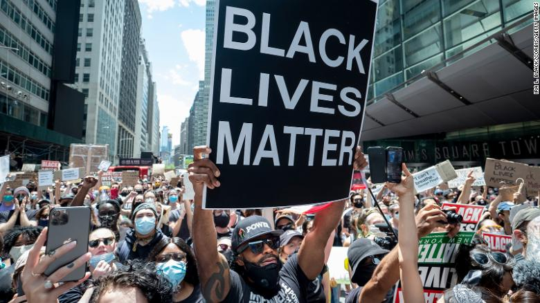 The Black Lives Matter foundation raised $  90 million in 2020, and gave almost a quarter of it to local chapters and organizations