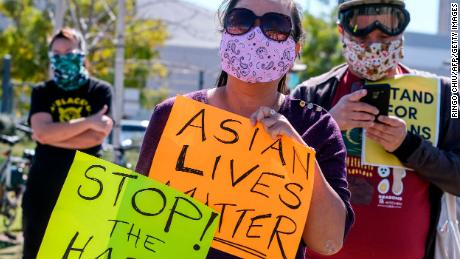 California allocates $  1.4 million to track and stop attacks against Asian Americans