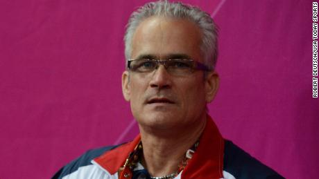 Former US Olympic Gymnastics Coach Charged With Human Trafficking