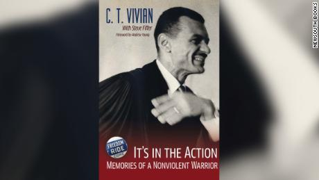 它's in the Action: Memories of a Nonviolent Warrior by C.T. Vivian with Steve Fiffer