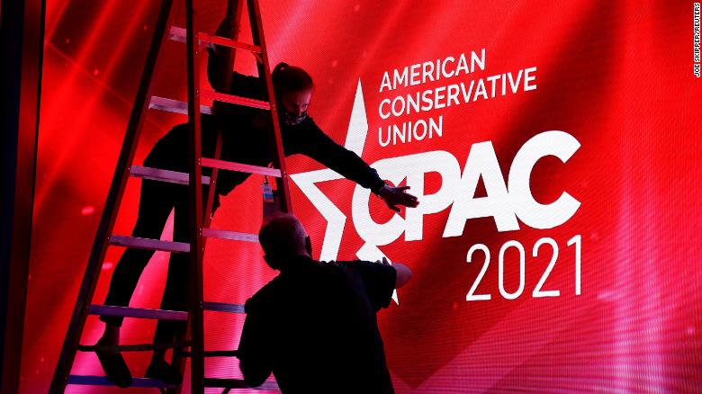 Trump returns and Republican 2024 prospects seek breakout moments at CPAC gathering