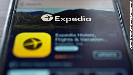 Expedia also owns VRBO, a top competitor to Airbnb