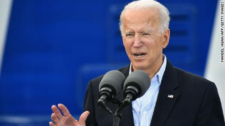 Biden sends letter to congressional leadership explaining justification for Syria strike