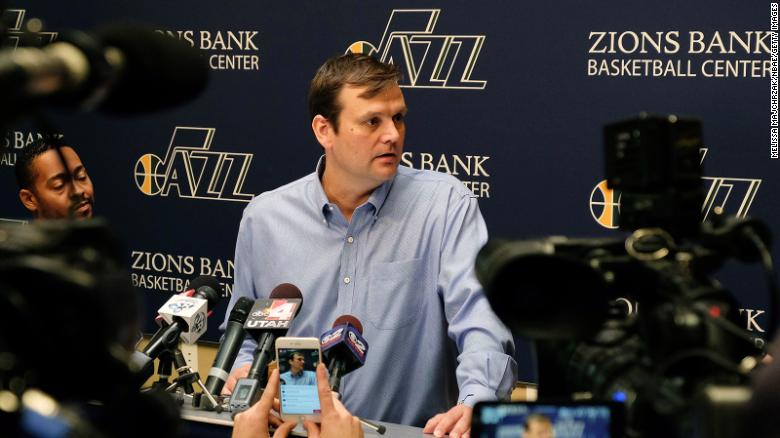 NBA, Utah Jazz investigating team executive over alleged racially insensitive comments