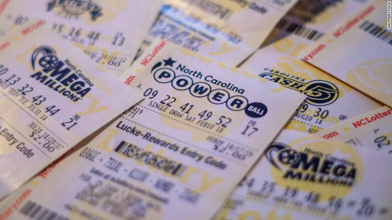Man wins $  500,000 Powerball prize with fortune cookie numbers