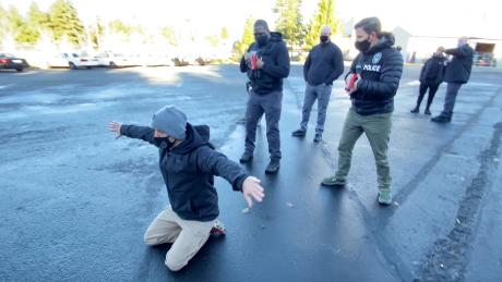 Washington state offers de-escalation training for every police officer working at 300 police departments.