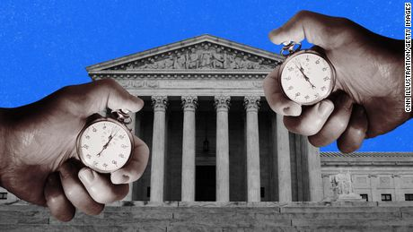 At the Supreme Court, even time is up to interpretation