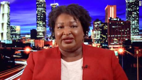 Abrams on voting rights: Noi're fighting to protect our democracy from domestic enemies