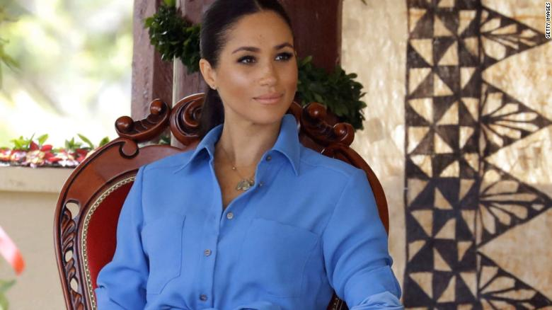 How Meghan Markle stared down one of the world's most powerful institutions
