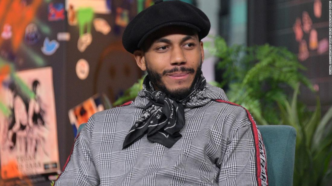 """<a href=""""https://www.cnn.com/2021/03/02/entertainment/jahmil-french/index.html"""" target=""""_blank"""">Jahmil French,</a> an actor known for his role as Dave Turner on the Canadian series """"Degrassi: The Next Generation,"""" died on March 1, according to his manager, Gabrielle Kachman. He was 29. No details on the cause of death were made available."""
