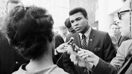 "Among other things, Ali was ""vilified for being outspoken,"" according to academic Dr. Amira Rose Davis."